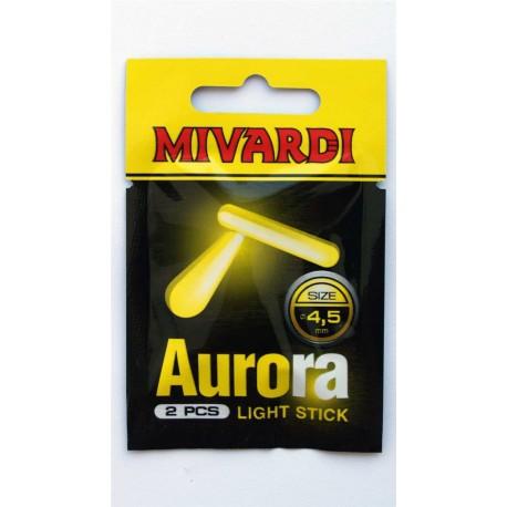 Chemická světýlka Mivardi Aurora 4,5 mm