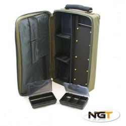 NGT Pouzdro na Návazce Complete Carp Rig System