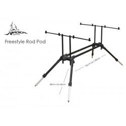 Rod pod Quantum Radical Freestyle