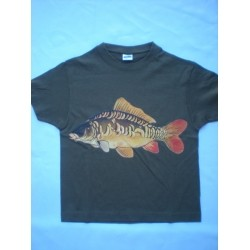 Bavlněné tričko - kapr lysec