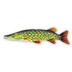 Plyšová ryba Gaby - Štika velká 110cm