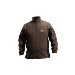 Bunda NORTH - rybářská a outdoorová fleecová bunda