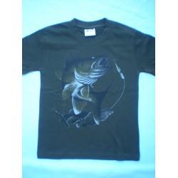 Bavlněné tričko - Candát