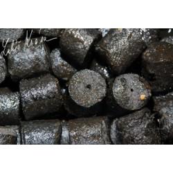 LK Baits Salt Black Hallibut Pellets 1kg