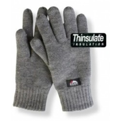 Rukavice Eiger Knitted Gloves Fleece
