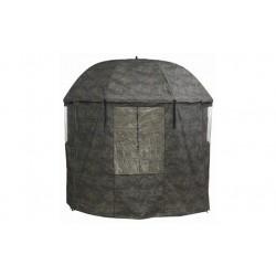Kompletně zakrytý deštník PVC - Camou
