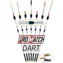 Cralusso Pro Match dart
