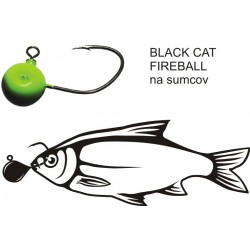 Jig Black Cat Fireball