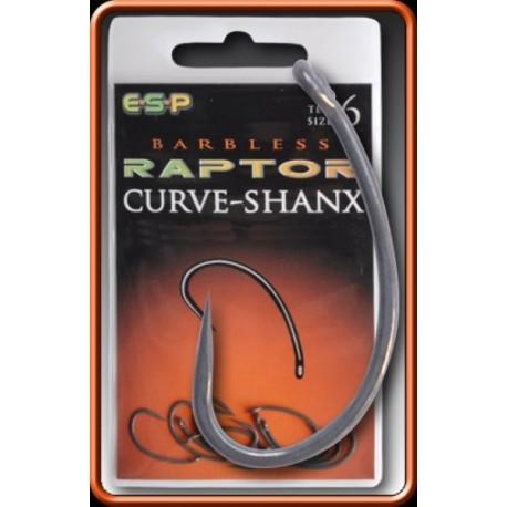 ESP CURVE SHANX BARBLESS