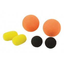 Carp Spirit Tac Tics Foam Baits Mixed