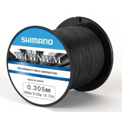 Shimano Vlasec Technium PB Černá
