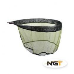 NGT Podběráková hlava Deluxe Match Pan Net