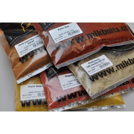Mikbaits Chilli papričky (velmi ostré) 250g