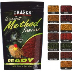 Traper method feeder ready 750gr