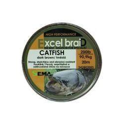 Catfish 20m - návazcová šňůra