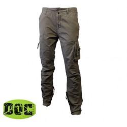 DOC Kalhoty STREET - khaki