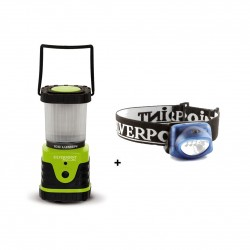 Lampa Daylight Lantern 100 + čelovka Hunter XL25 zdarma!