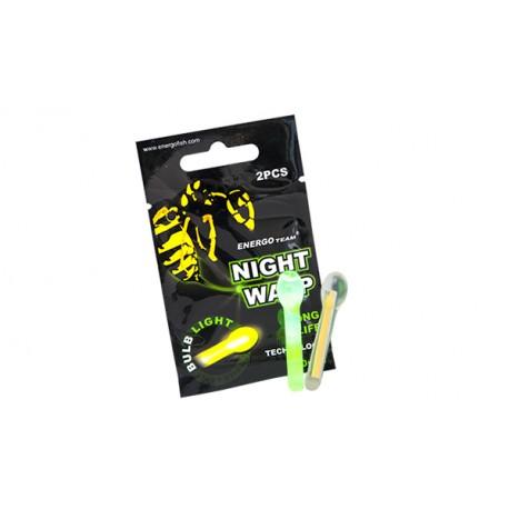 Chemické světlo NIGHT WASP BULB