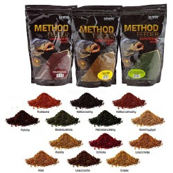 Method feeder groundbait ready 750g - vlhčená směs