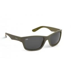 Fox Polarizační brýle Chunk Khaki Sunglasses - Khaki/Šedá