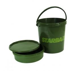 STARBAITS Bucket 21L (kbelík+vanička+víko)