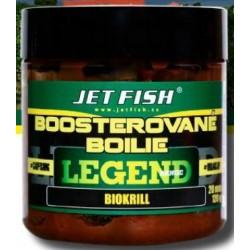 Jet Fish - Boosterované boilie - 120g - 20mm