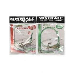 MISTRALL Green 1x7 + trojháček
