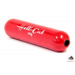 Zátěž Hell-Cat doutníková červená