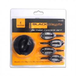 Browning - Black Magic Method feeder set