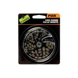 Fox Rychlovýměnné závažíčka Edges Kwick Change Pop Up Weight Dispenser