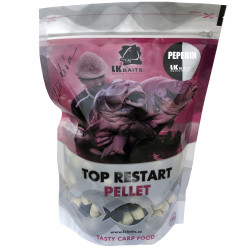 LK Baits Top ReStart Pellets Peperin 1kg, 12-17mm