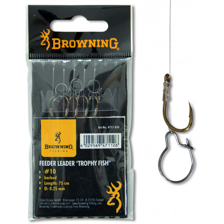 Browning návazec Feeder Leader Trophy Fish