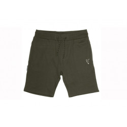 Fox Kraťasy Collection Green & Silver Lightweight Shorts