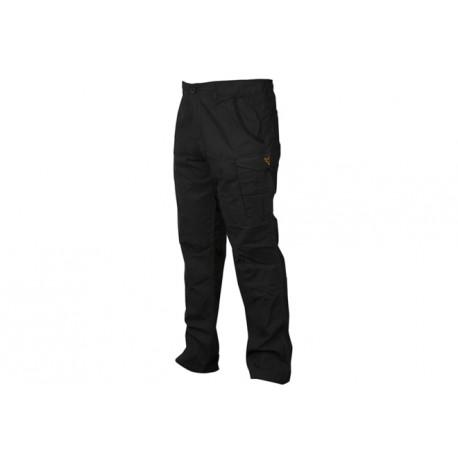 Fox Kalhoty Collection Black & Orange Combat Trousers