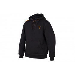Fox Mikina Collection Black & Orange Hoodie