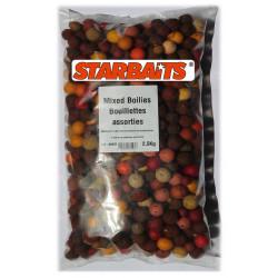 Boilies STARBAITS Směs 2,5kg