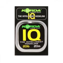 Korda Návazcový vlasec IQ Fluorocarbon 20m
