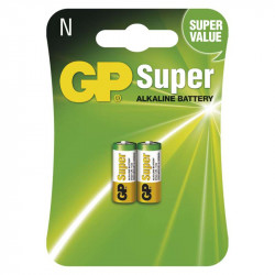 Alkalická speciální baterie GP 910A (LR1) 1,5 V (2kusy v blistru)