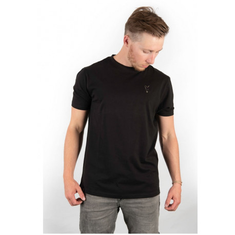 Fox Tričko Black T-shirt