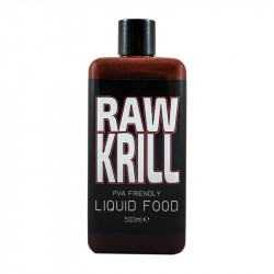Munch Baits Raw krill – surový krill 500ml