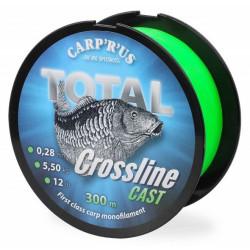 Carp´R´Us Vlasec Total Crossline Cast Green 300m