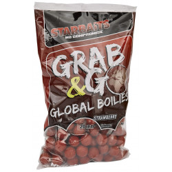 Global boilies 20mm 1kg
