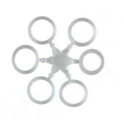 Elastické kroužky na nástrahy